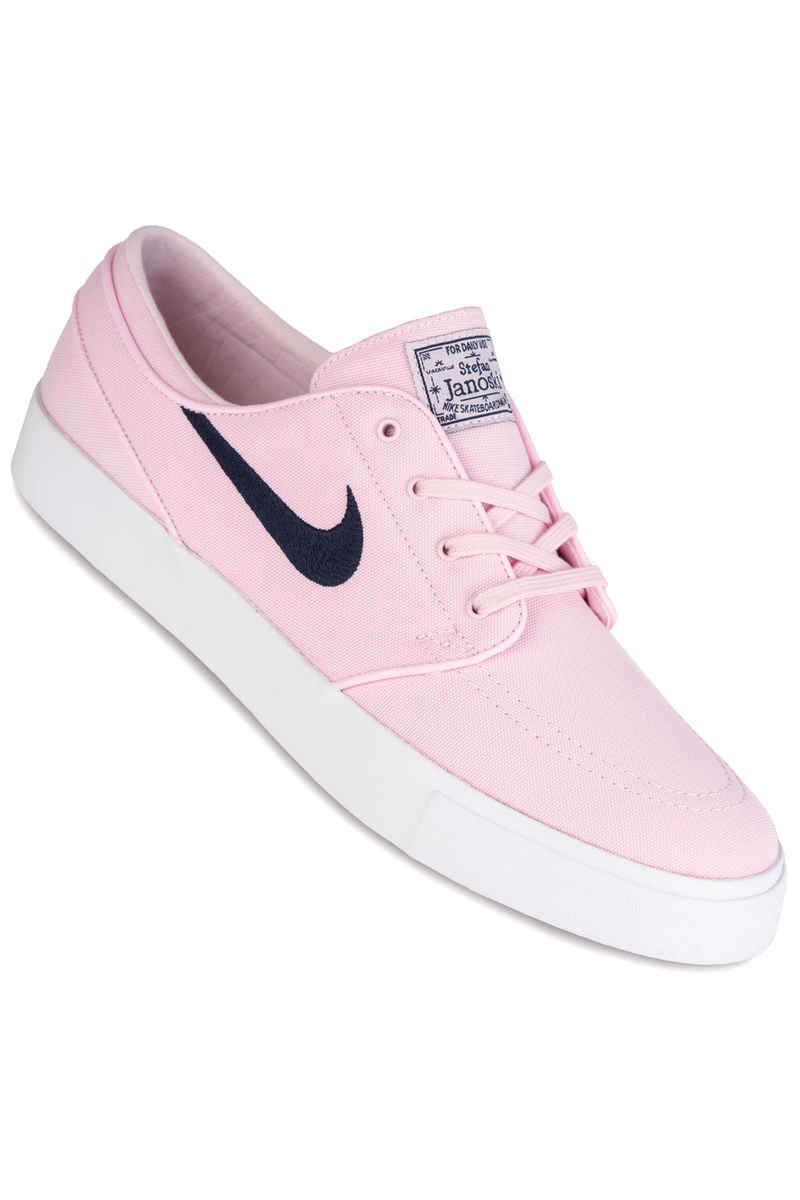 Nike SB Zoom Stefan Janoski Canvas Chaussure (prism pink obsidian)