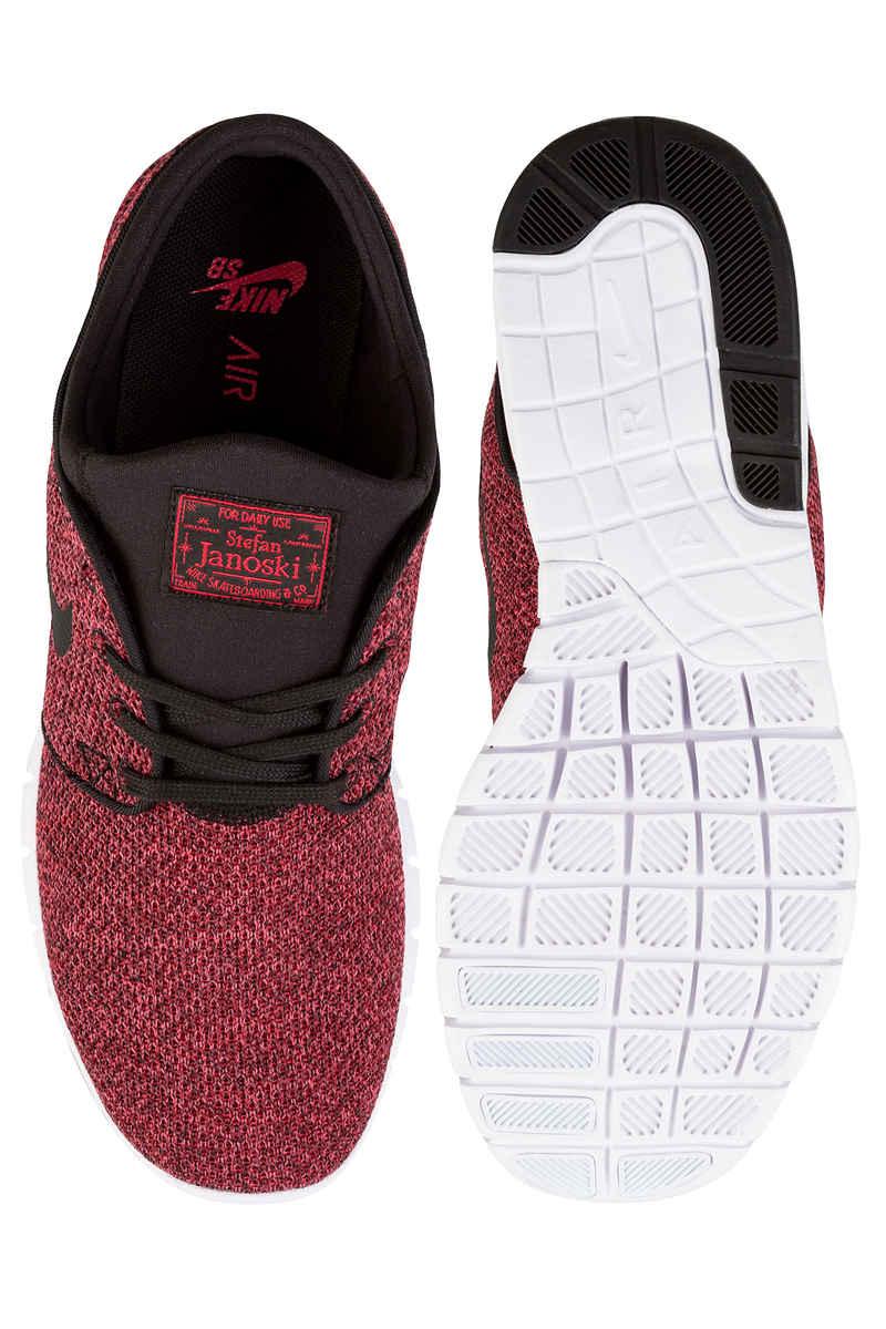 Nike SB Stefan Janoski Max Chaussure (track red black)