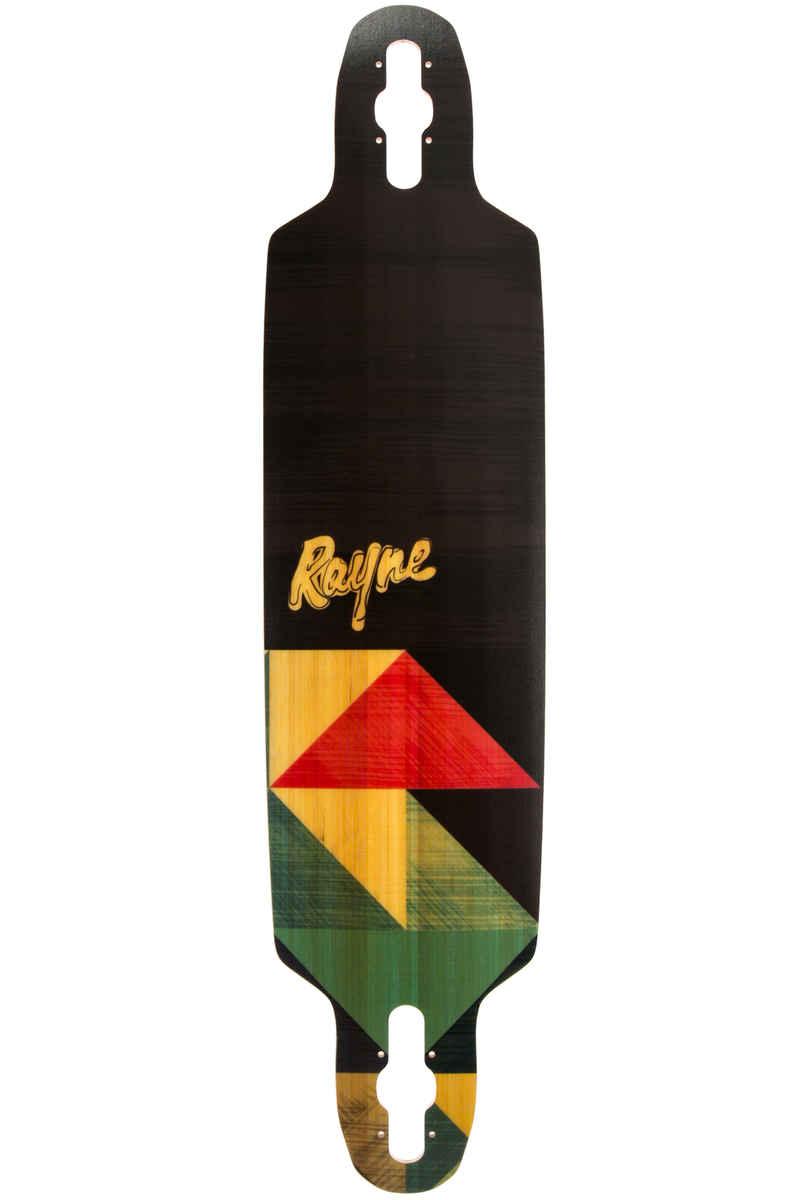 "Rayne Flight V4 - Geo 38.5"" (97,8cm) Longboard Deck"
