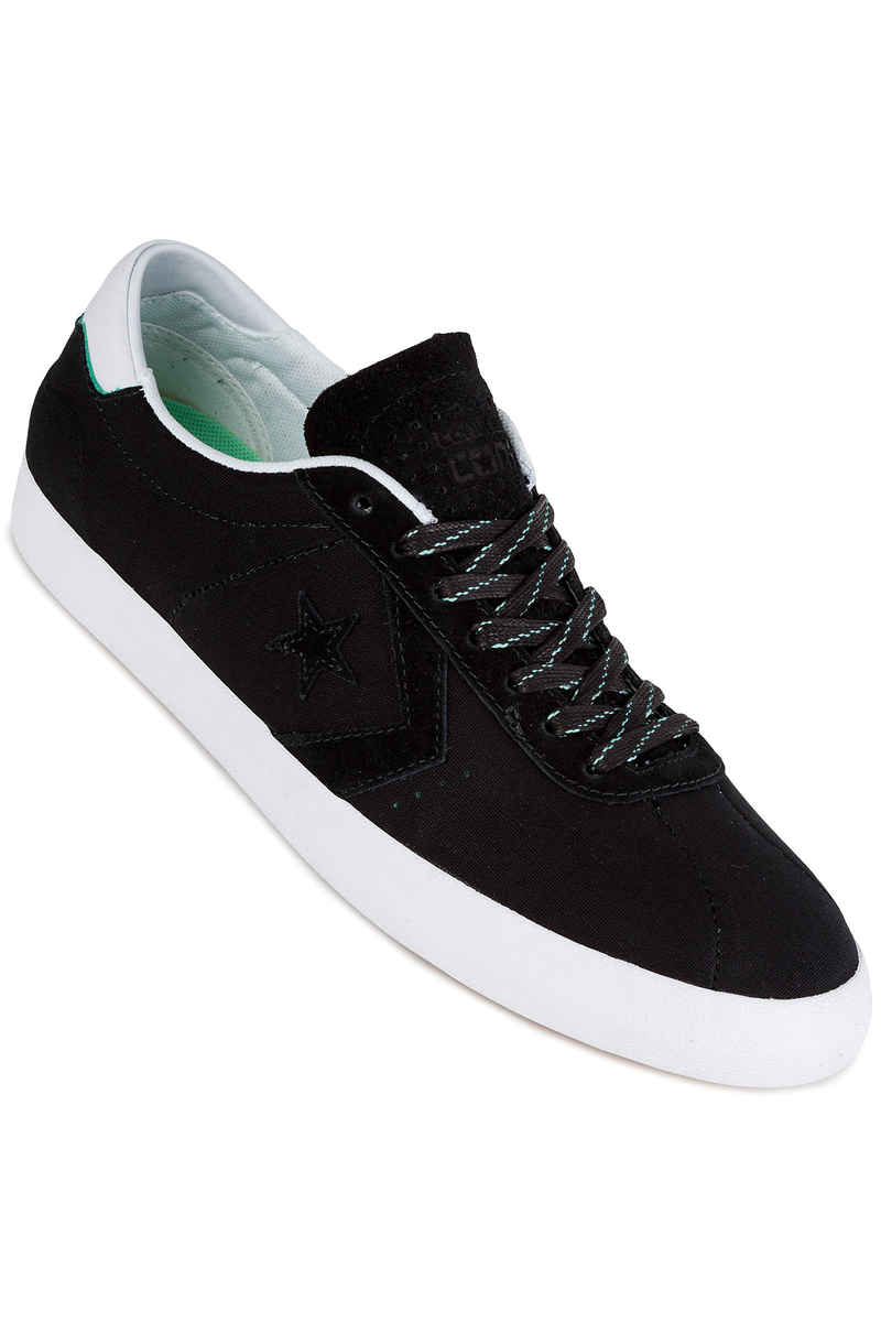 1c11a24a14f Converse Breakpoint Pro Ox Shoes (black white green glow) buy at ...
