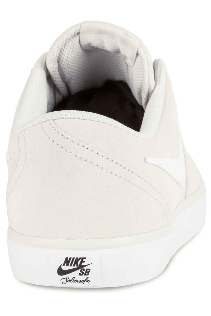 Nike SB Check Solarsoft Chaussure (light bone white)