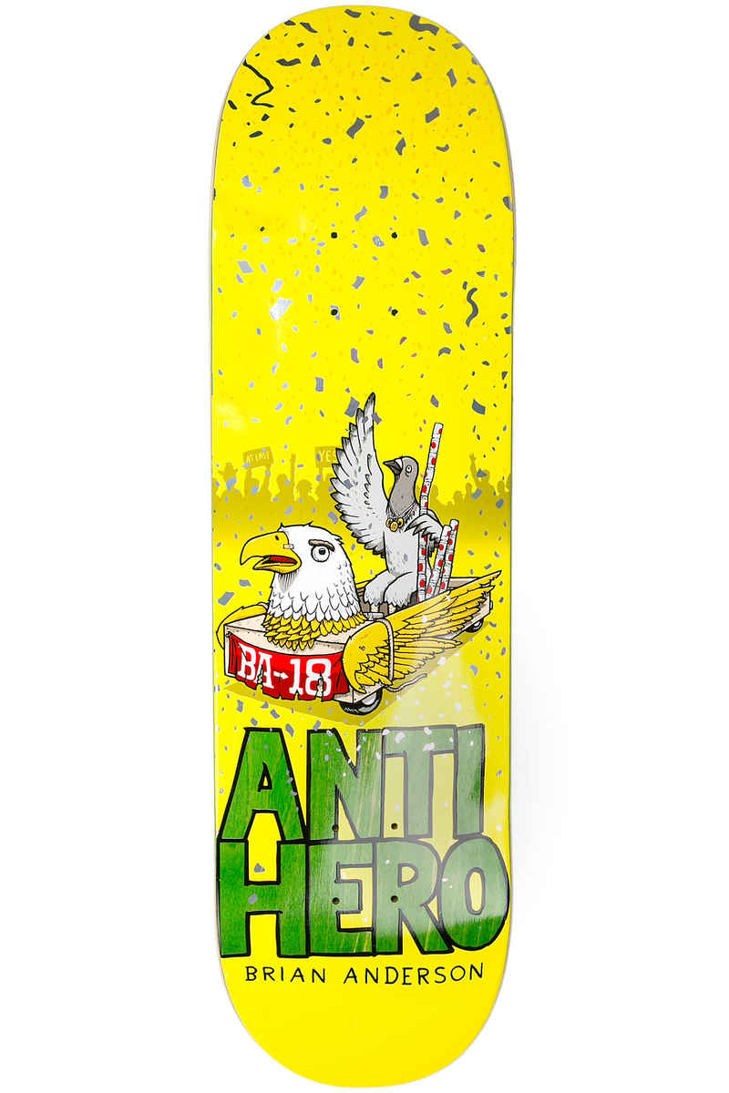 "Anti Hero BA First 8.25"" Deck (multi)"