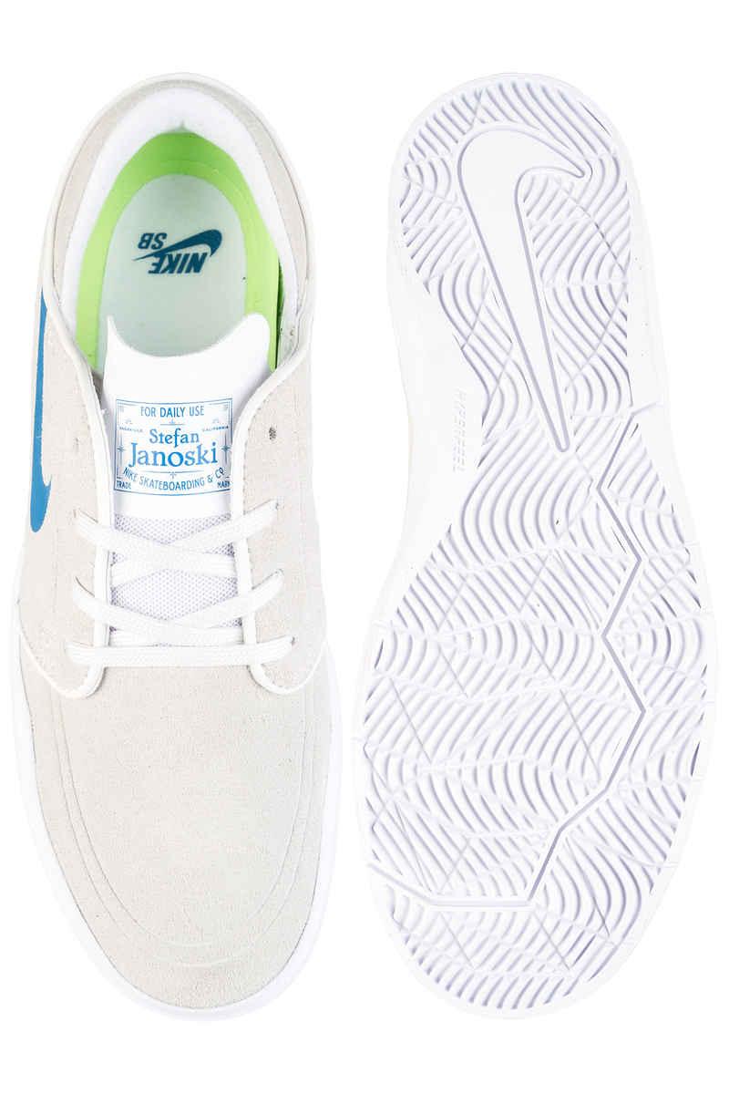 Nike SB Stefan Janoski Hyperfeel Schuh (summit white industrial blue)