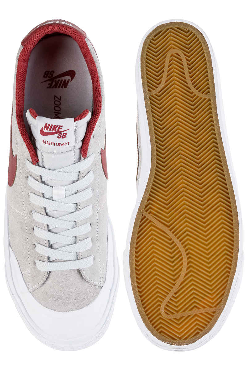 Nike SB Zoom Blazer Low XT Shoes (pure platinum cedar)