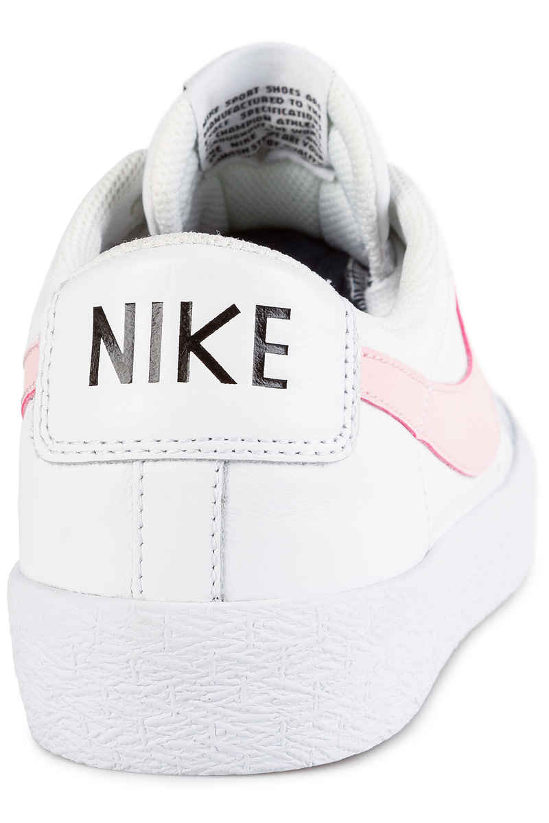 Nike SB Zoom Blazer Low XT Schuh (white prism pink)