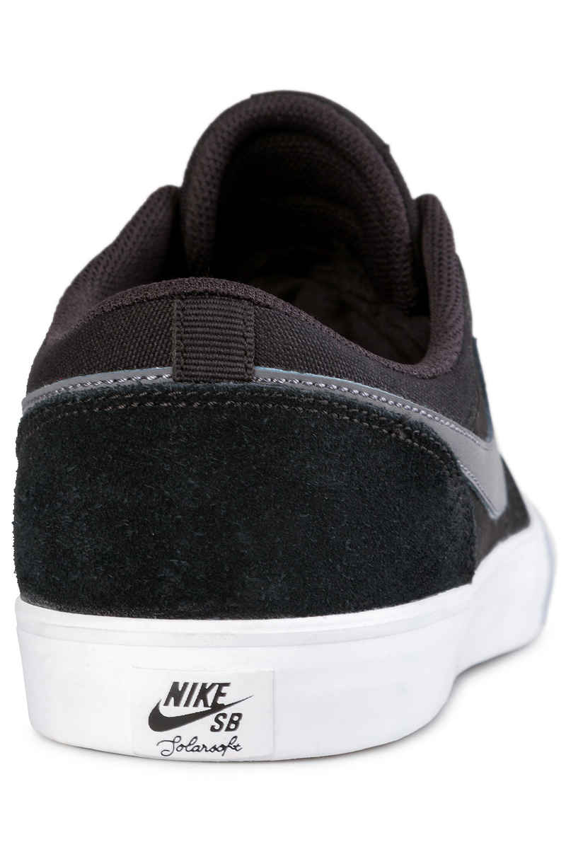 Nike SB Solarsoft Portmore II Chaussure (black dark grey)