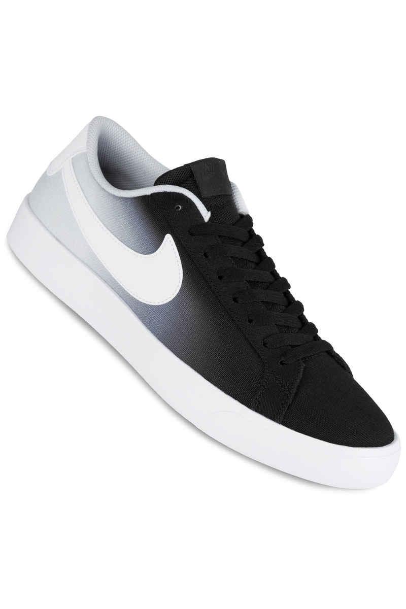 Nike SB Blazer Vapor Textile Shoes (black white pure platinum)