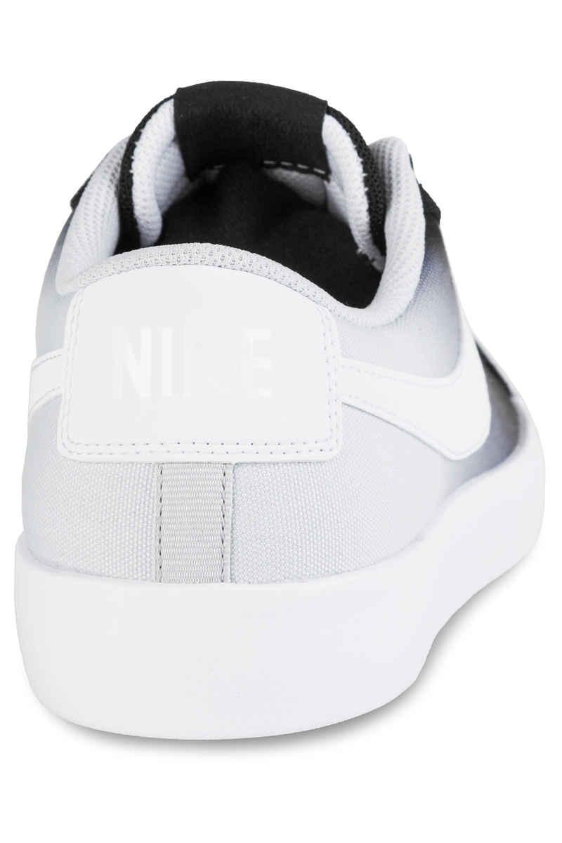 Nike SB Blazer Vapor Textile Chaussure (black white pure platinum)