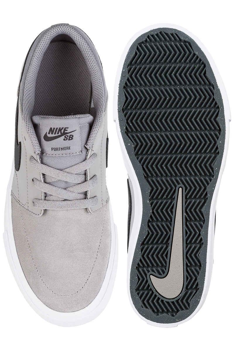 Nike SB Portmore II Schuh kids (dust anthracite)