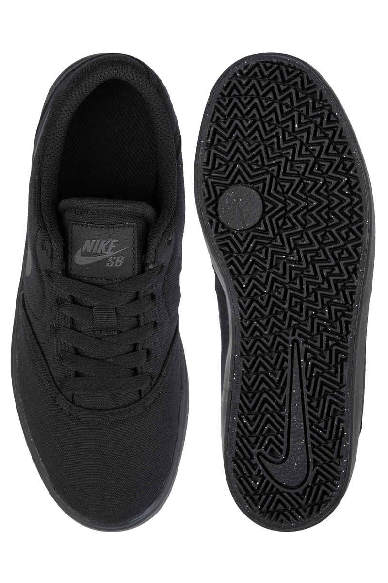 Nike SB Check Canvas Shoes kids (black anthracite)