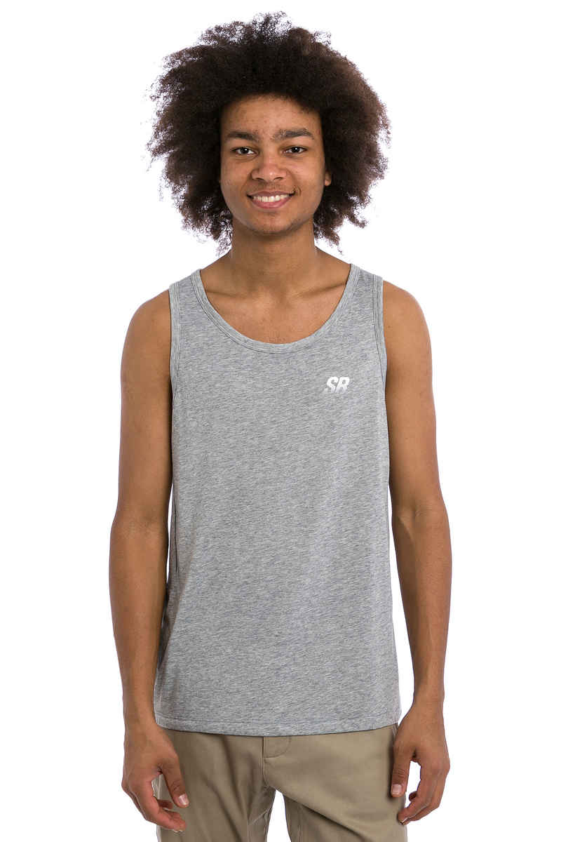 Nike SB Dry Skyline Tank-Top (dark grey heather)