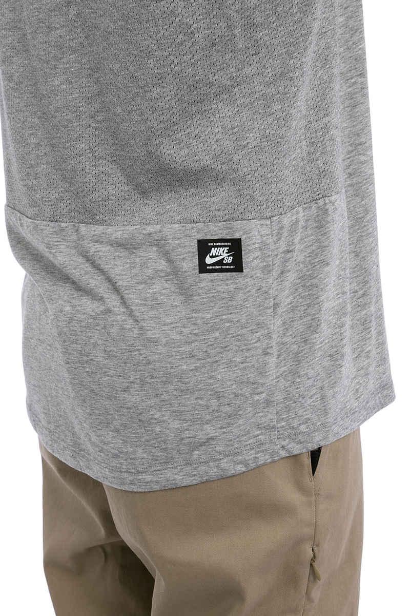 Nike SB Dry Skyline Tank-Top (dark grey heather)