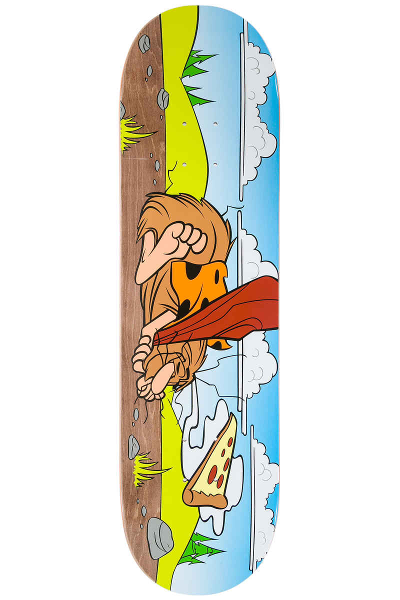 "Almost x H-B Haslam Napping Caveman 8.375"" Deck (multi)"
