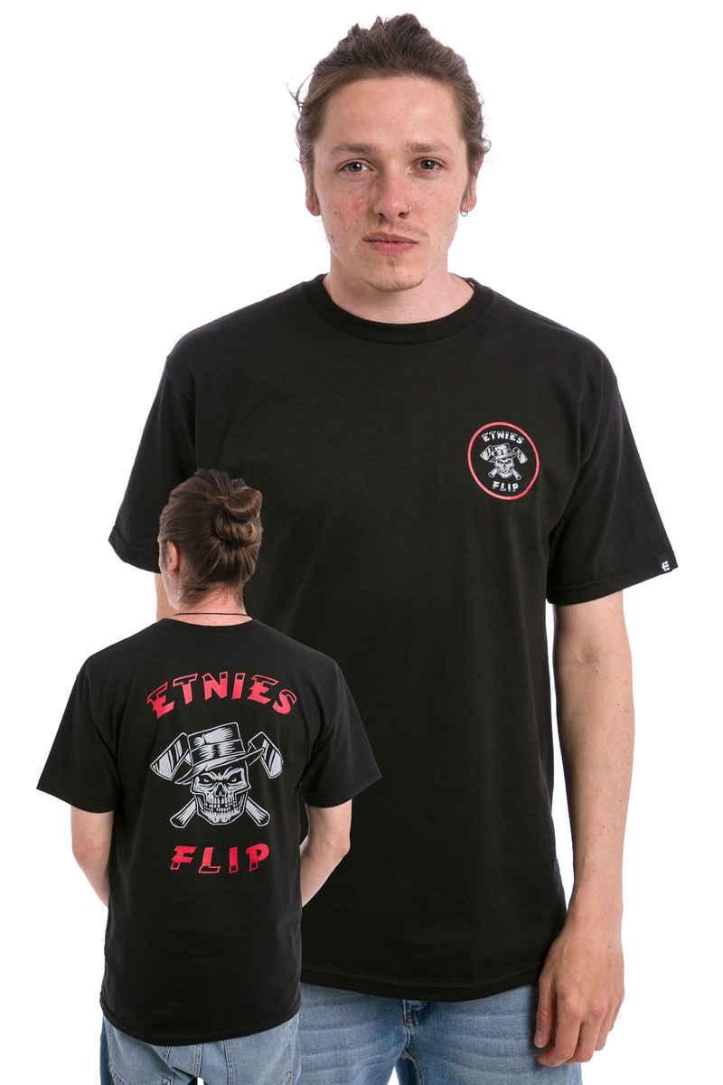 Etnies x Flip Beware Camiseta (black)