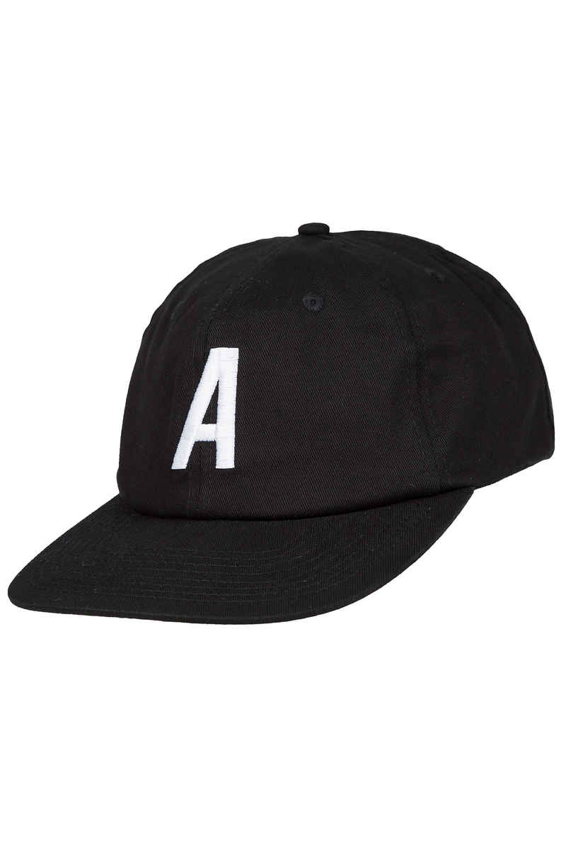 Antix Alpha 6 Panel Cap (black)