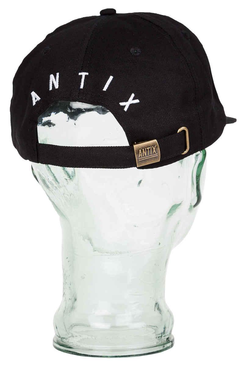 Antix Alpha 6 Panel Cap (black)