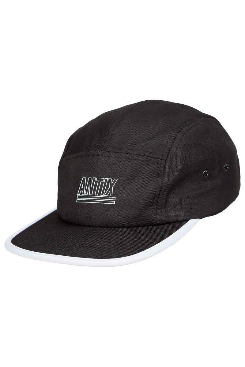 Antix Digital 5 Panel Cap (black)