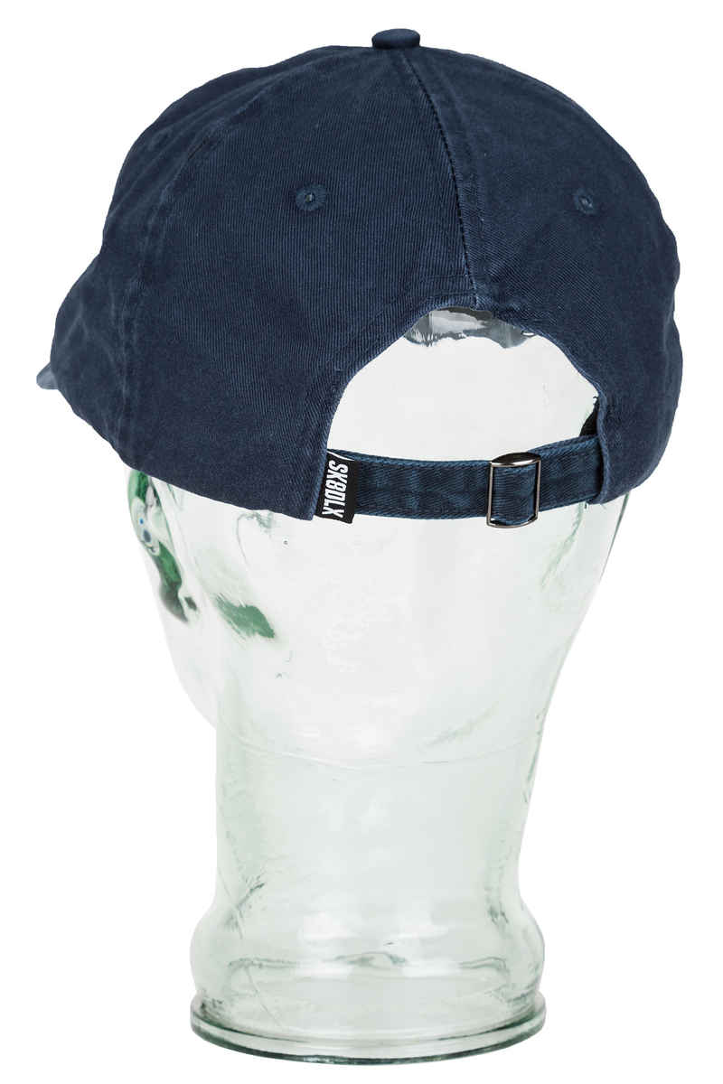 SK8DLX Athletic 6 Panel Dad Casquette (navy)
