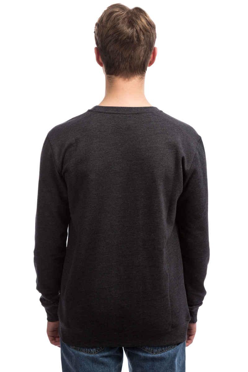 Cleptomanicx Ligull 2 Sweatshirt (heather black 2)
