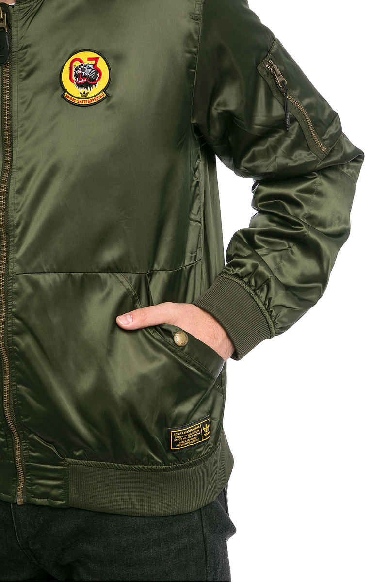 adidas MA1 Jacket (night cargo)
