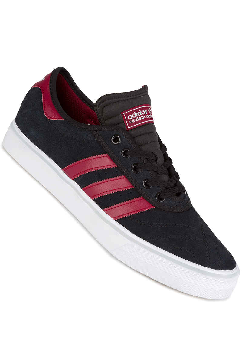 adidas Skateboarding Adi Ease Premiere Shoes (core black burgundy white)