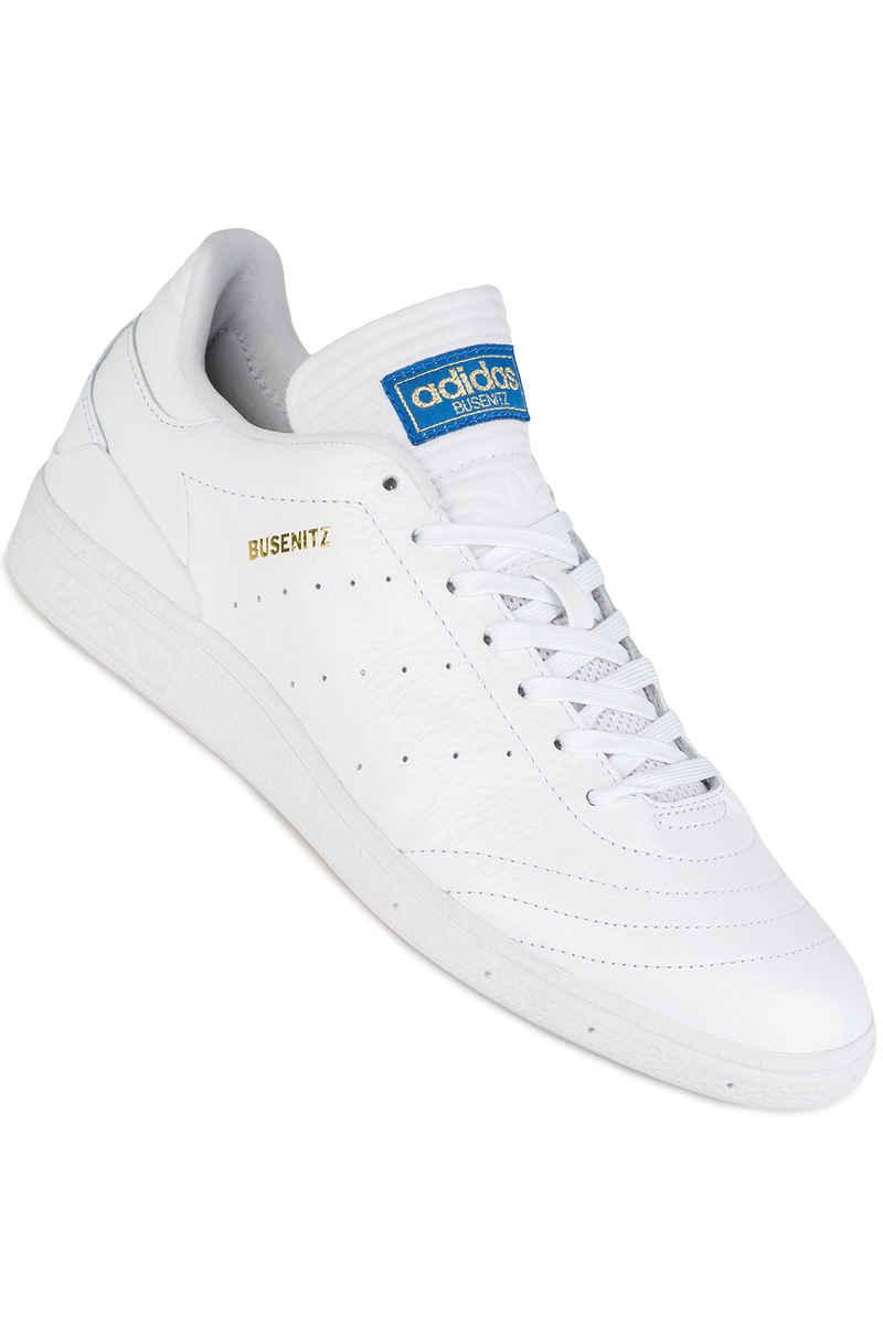best website f327a d3572 adidas Skateboarding Busenitz RX Chaussure - white gum gold