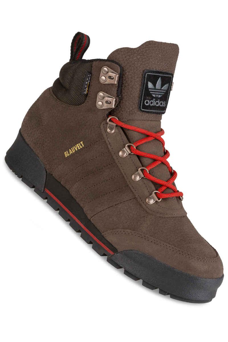 adidas Skateboarding Jake 2.0 Schuh  (brown scarlet black)