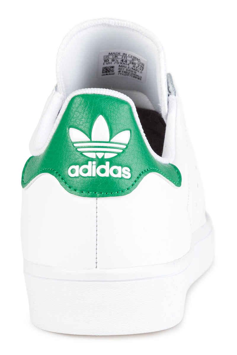 adidas Skateboarding Stan (Blanco Smith Vulc Zapatilla (Blanco Stan Blanco Verde ef1d80
