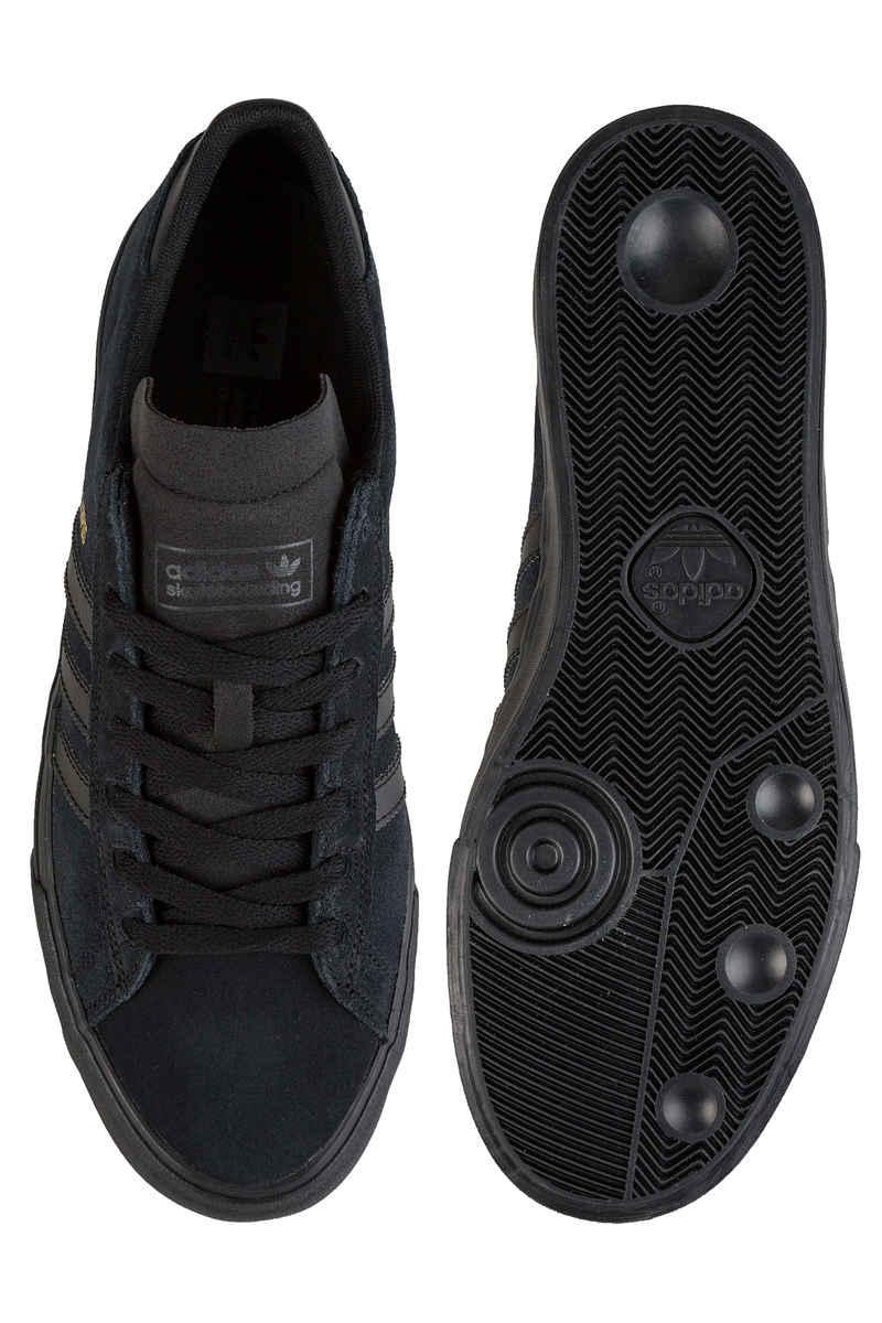adidas Skateboarding Campus Vulc II ADV Schuh (core black core black core black)