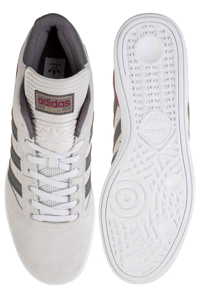 adidas Skateboarding Busenitz Schuh (grey one custom burgundy)