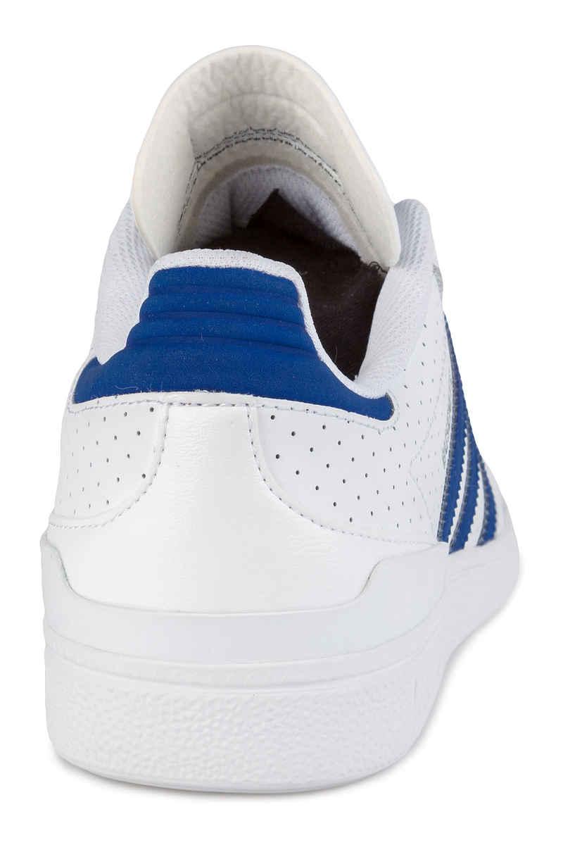 adidas Skateboarding Busenitz Shoes (white royal white)