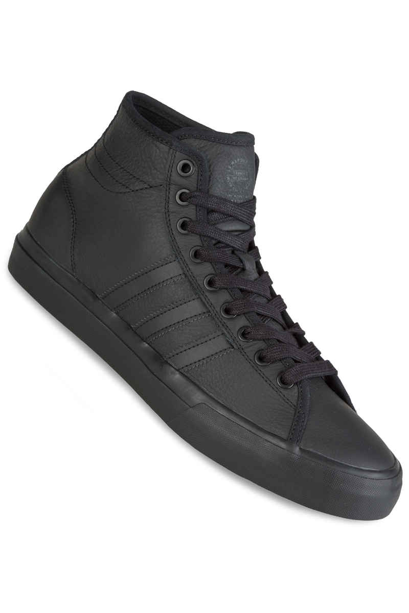adidas Skateboarding Matchcourt High RX Schuh (core black core black core black)
