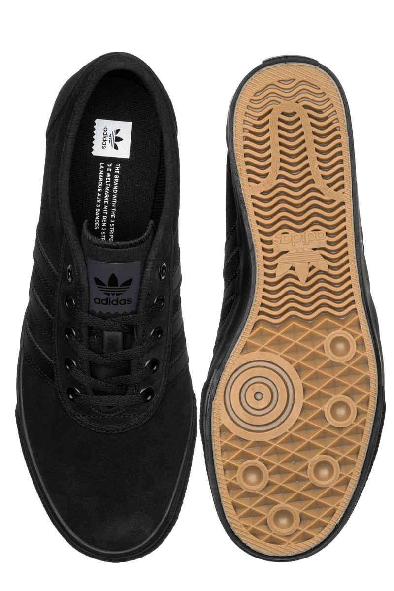adidas Skateboarding Adi Ease Shoes (core black core black core black)
