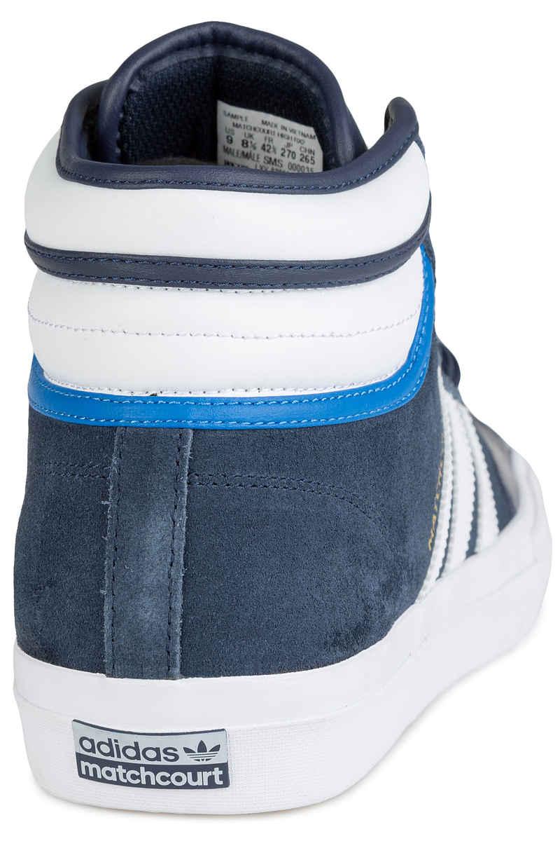 adidas Skateboarding Matchcourt High RX2 Schuh (navy white bluebird)