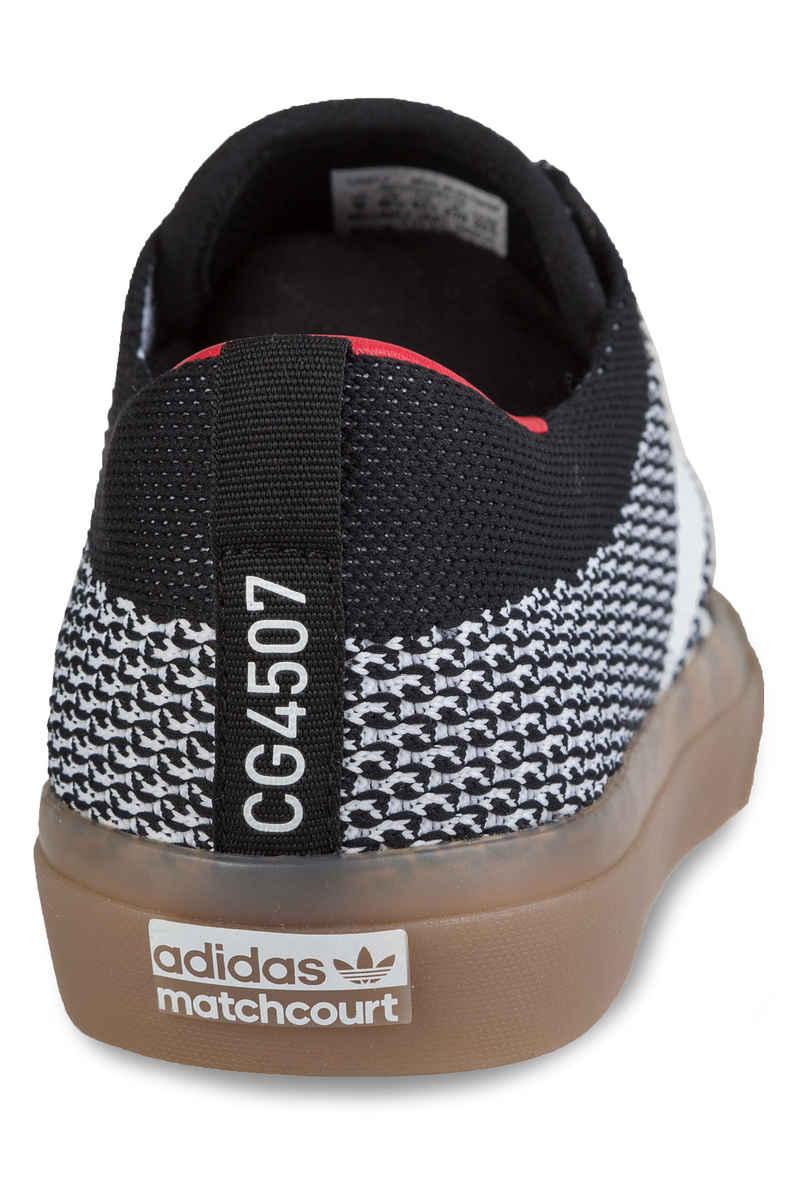 adidas Skateboarding Matchcourt PK Schuh (core black white gum)