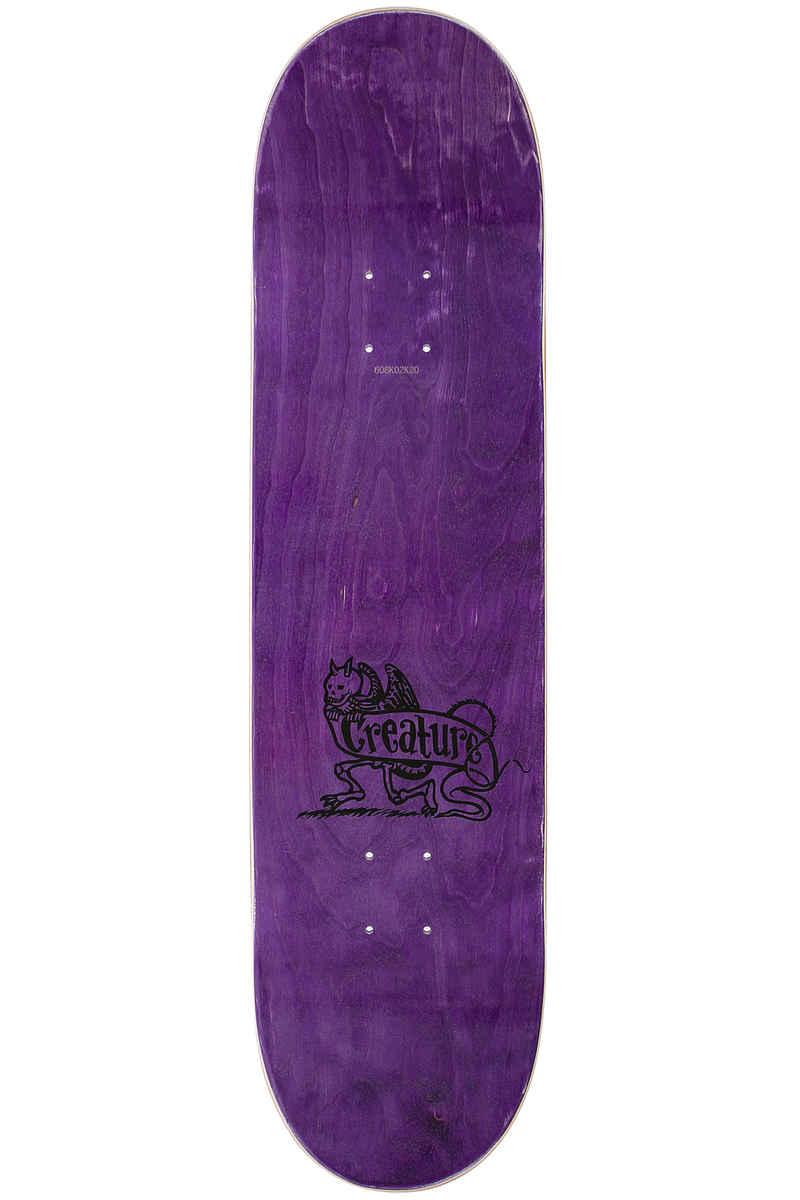 "Creature Team Imp 8.25"" Deck (purple)"