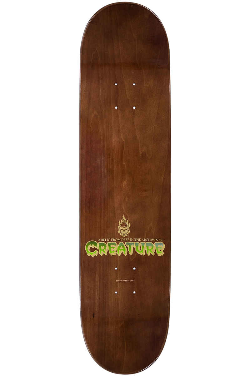 "Creature Team The Thing Resurrection 8"" Deck (black green)"