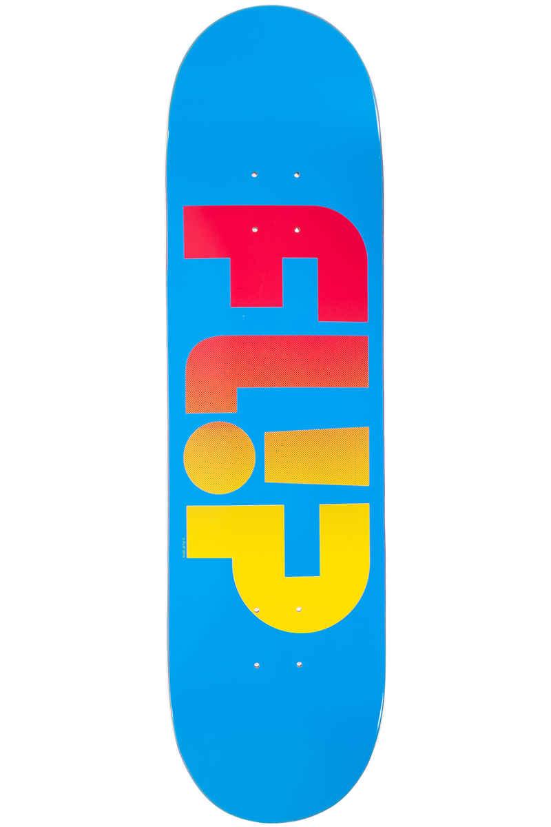 """Flip Team Odyssey Faded 8.45"""" Deck (blue)"""