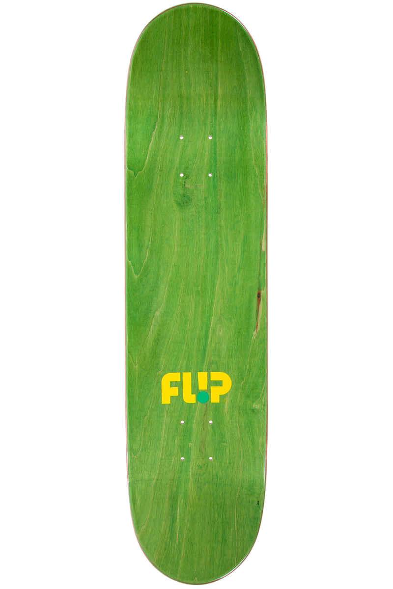"Flip Team Odyssey Faded 8"" Deck (yellow)"