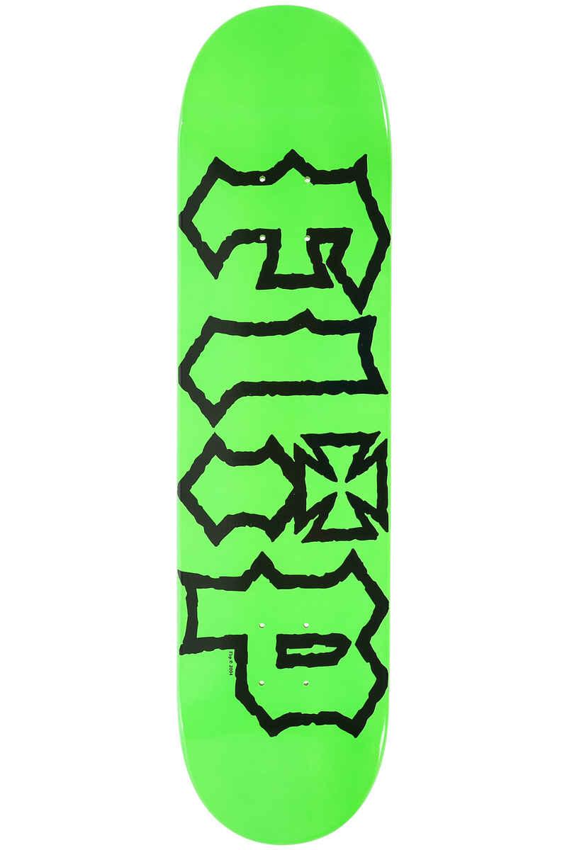 "Flip HKD Decay 7.75"" Deck (green)"