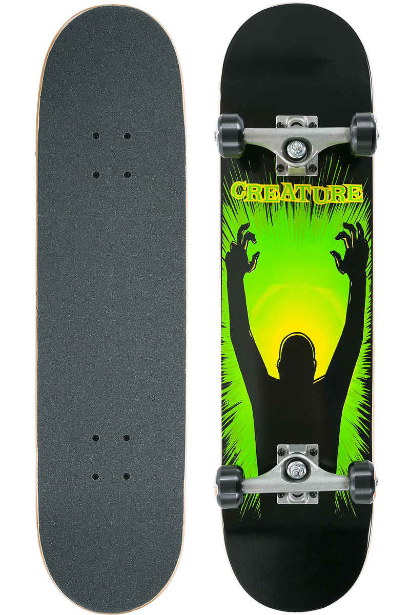 "Creature The Thing 7.875"" Komplettboard (black green)"