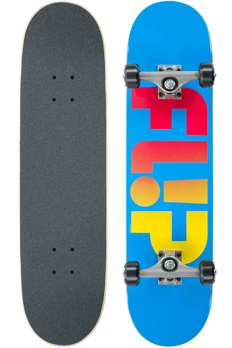 """Flip Odyssey Faded 7.75"""" Complete-Board (blue)"""