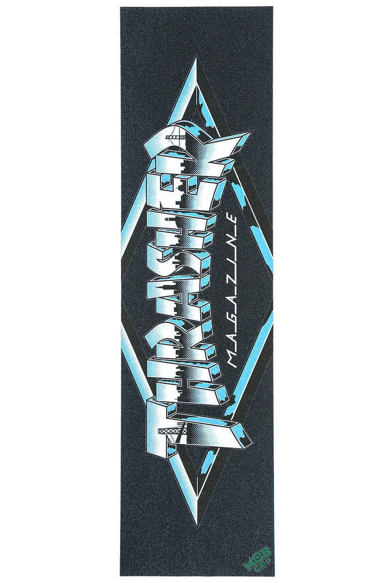 MOB x Thrasher Chrome Grip Skate