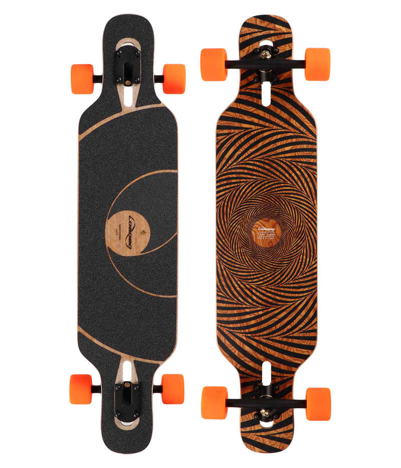 "Loaded Tan Tien V3 39"" Longboard completo"
