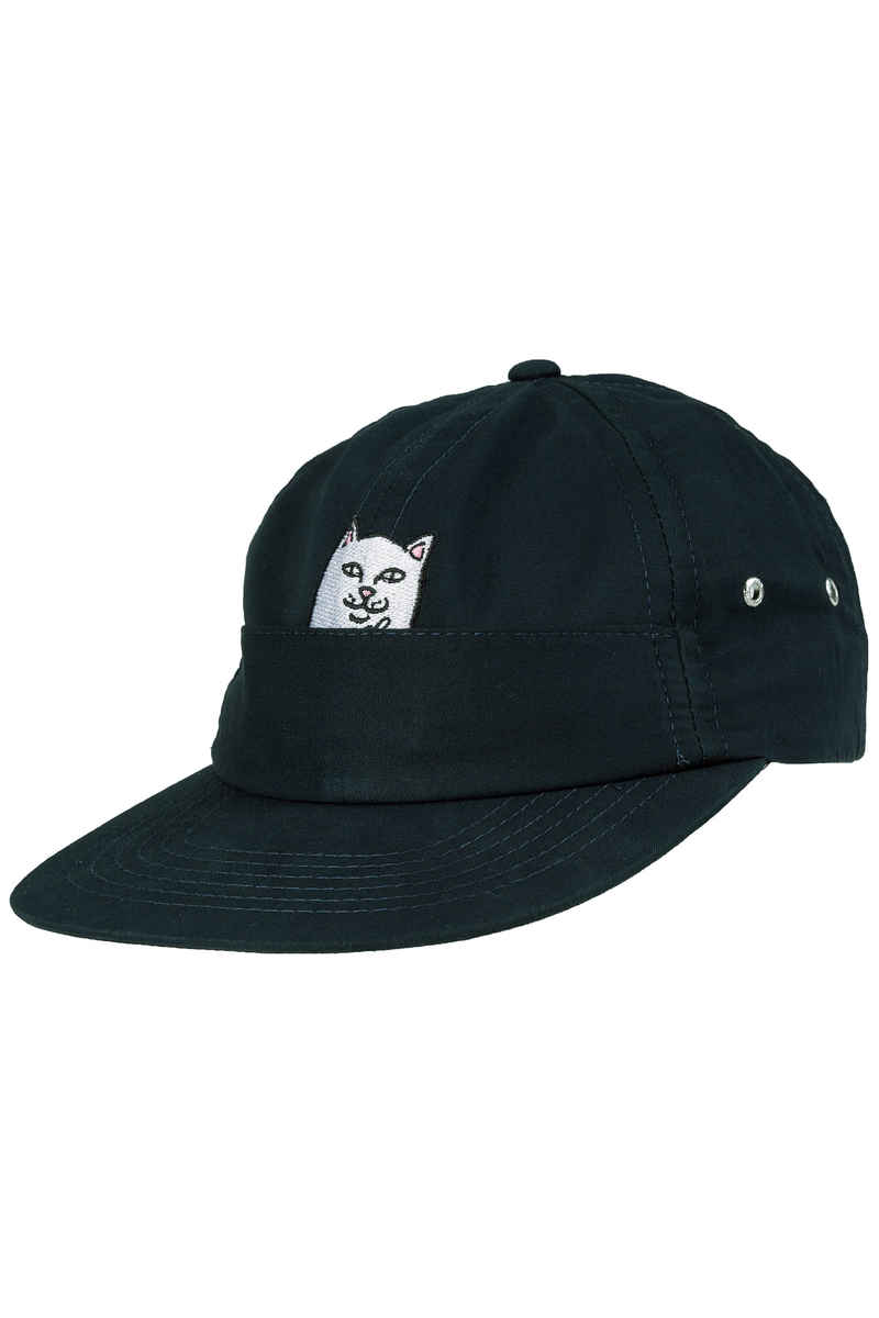 RIPNDIP Nermal Pocket 6 Panel Gorra (navy)