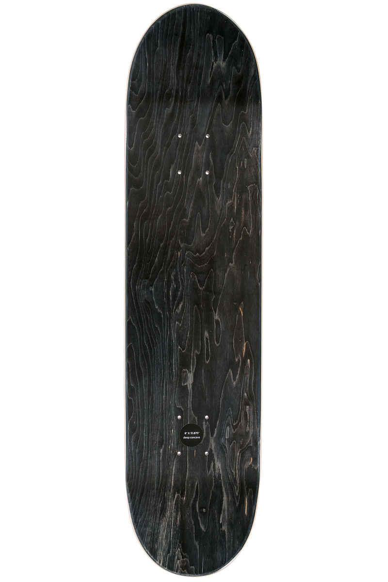 """Radio Möterhead 8"""" Deck (black)"""