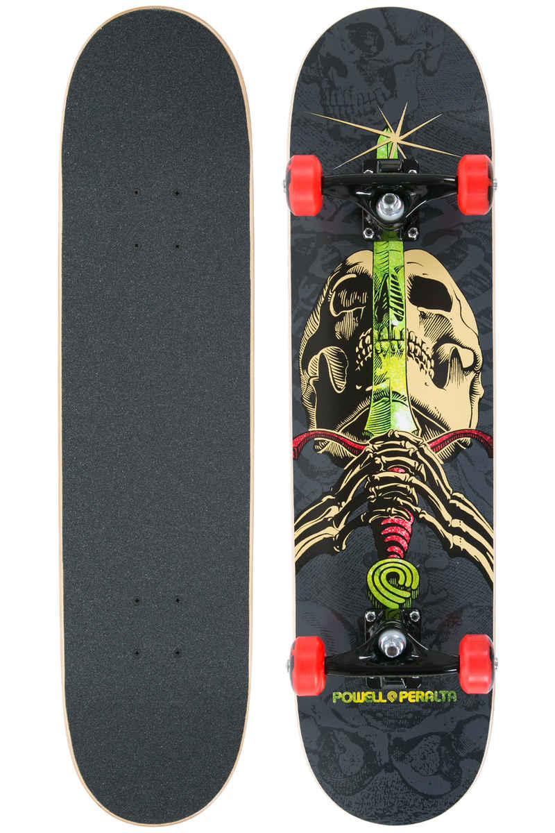"Powell-Peralta Skull & Sword One Off 7.875"" Board-Complète (multi)"