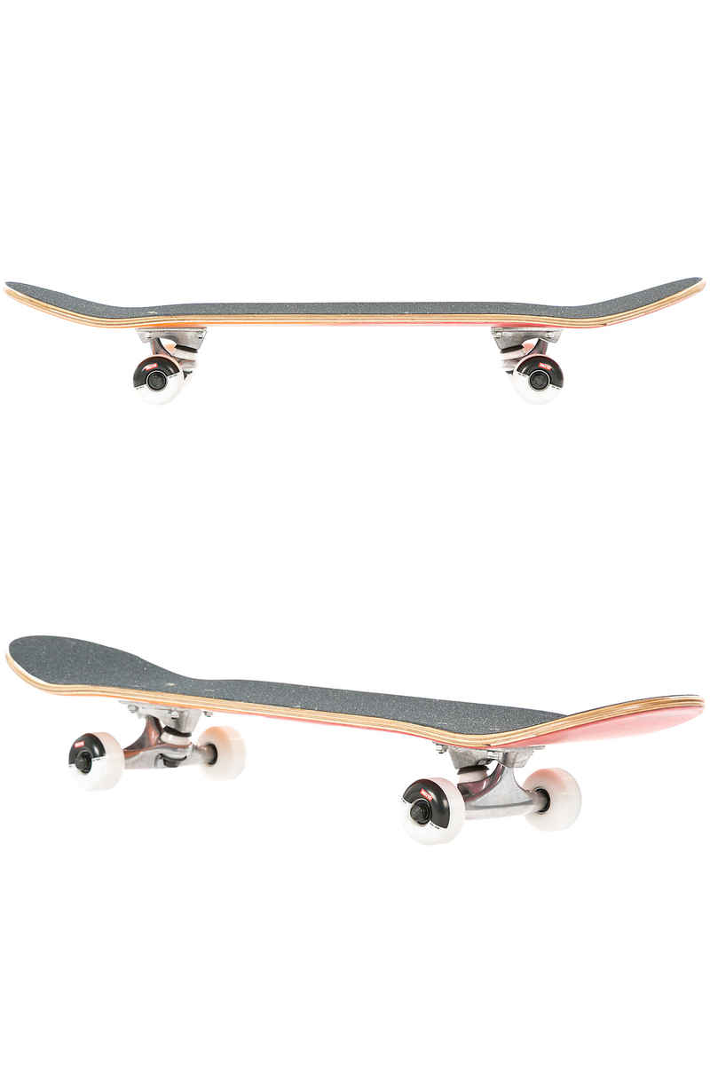 "Globe Palm Off Mini 7"" Board-Complète kids (red fade dye)"