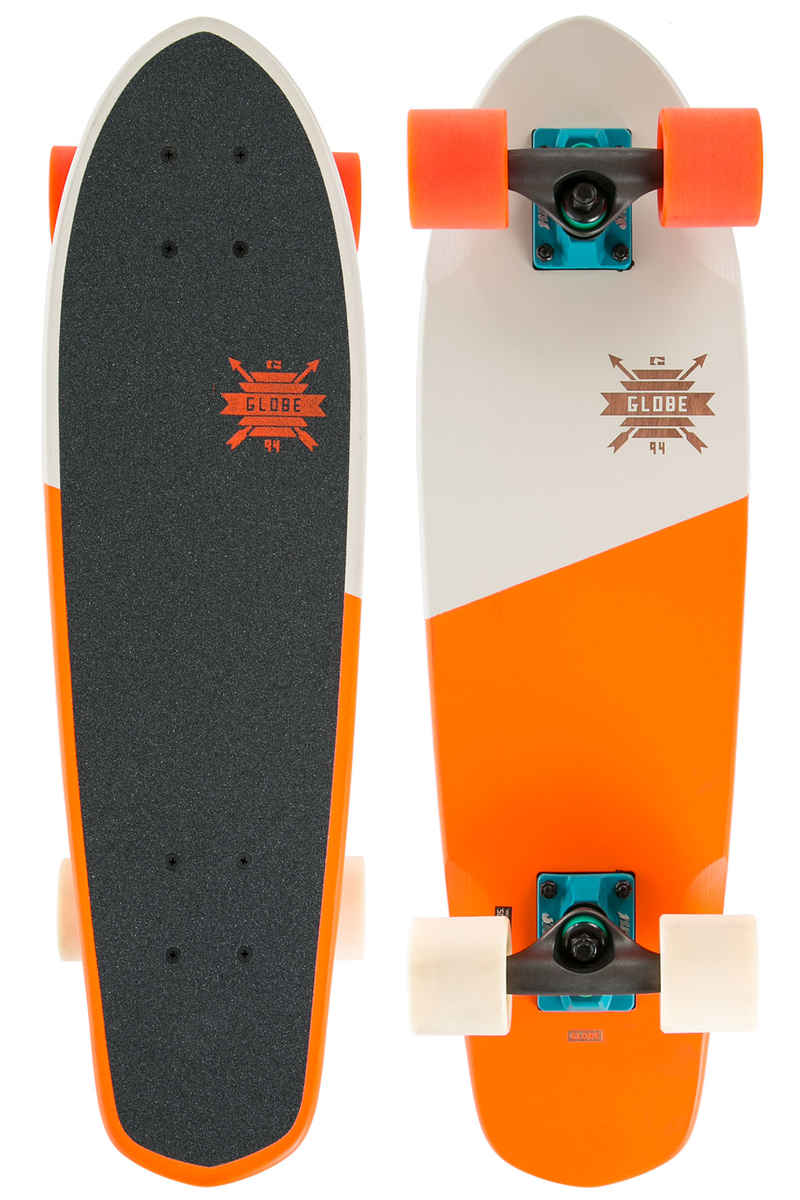 "Globe Blazer 26"" (66cm) Cruiser (blazing orange creme)"