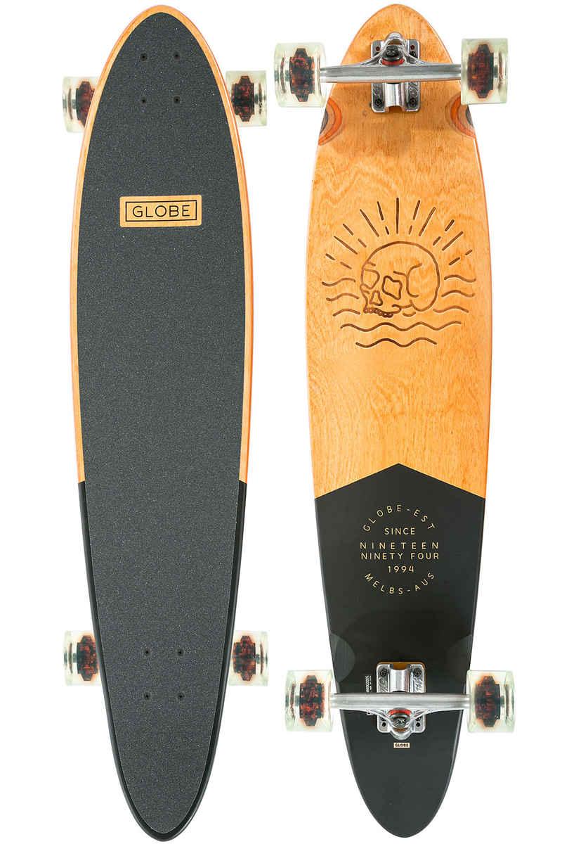 "Globe Pinner Classic 40"" (101,6cm) Longboard-completo (black mahogany)"